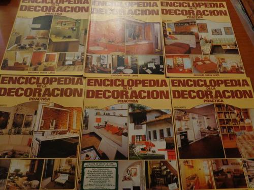 enciclopedia de la decoración práctica