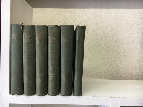 enciclopedia de la literatura, benjamin jarnes