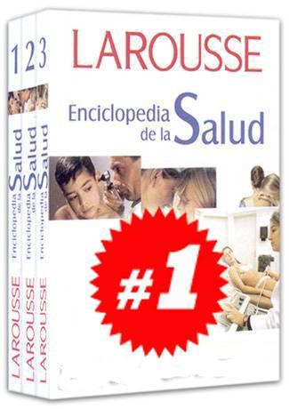 enciclopedia de la salud 3 vols