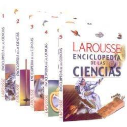 enciclopedia de las ciencias larousse 5 tomos