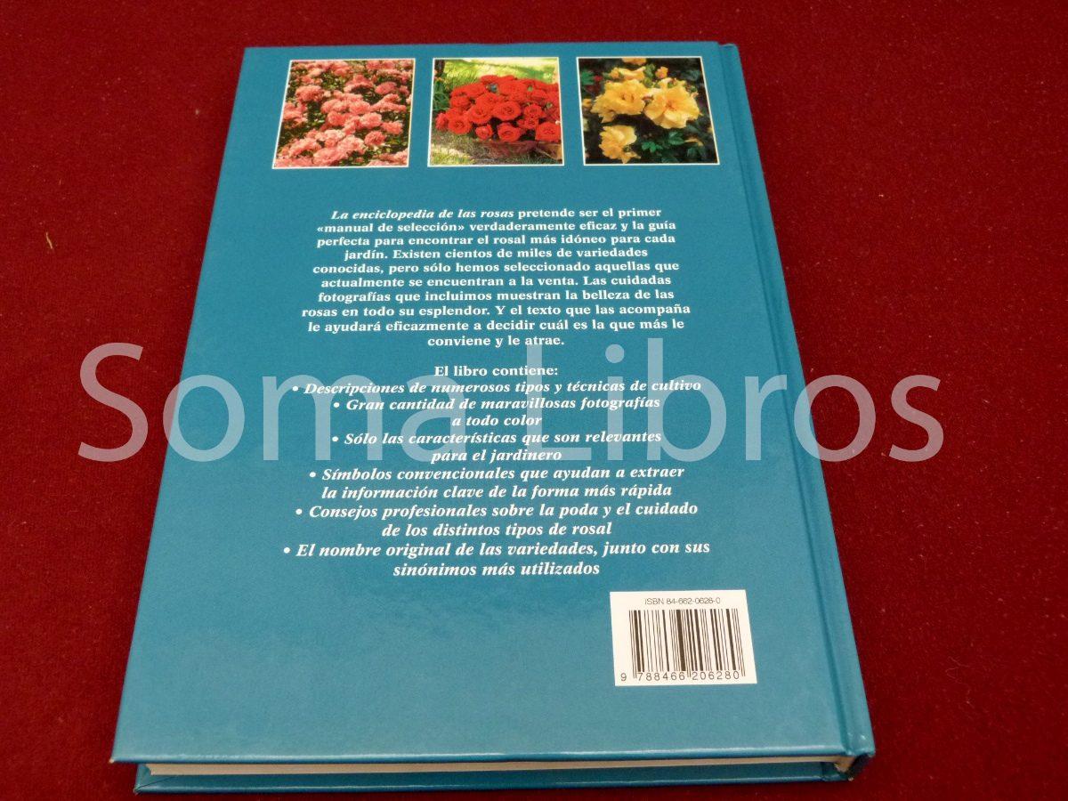 Rosas manual de cultivo y conservacion dr. D. Comprar libros.