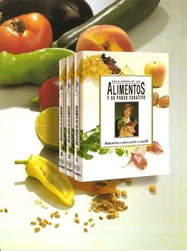 enciclopedia de los alimentos y su poder curativo