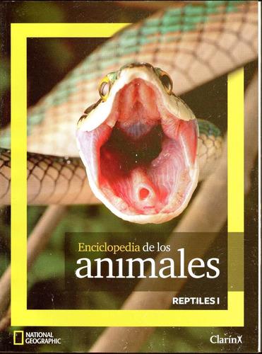 enciclopedia de los animales: reptiles