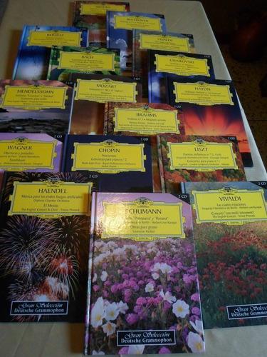 enciclopedia de música clásica, incluye cds