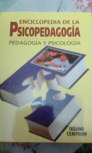 enciclopedia de psicología y psicopedagogía
