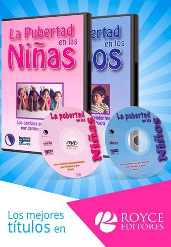 enciclopedia de sexualidad para adolescentes 2 vols + 2 dvds