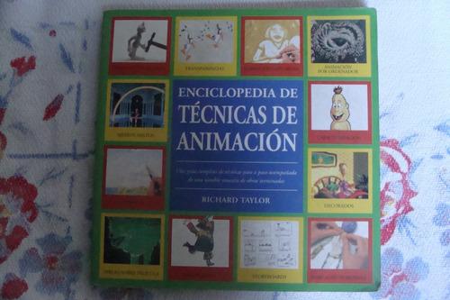 enciclopedia de tecnicas de animaciòn