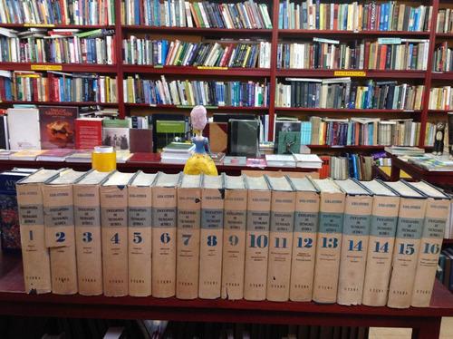 enciclopedia de tecnología química. kirk - othmer. 16 tomos.