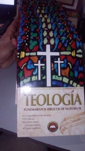enciclopedia de teología (9 tomos)