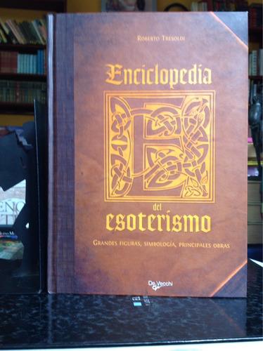 enciclopedia del esoterismo, roberto tresoldi