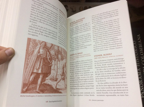 enciclopedia del esoterismo. simbología obras. tresoldi