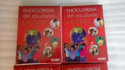 enciclopedia del estudiante exitoso oceano