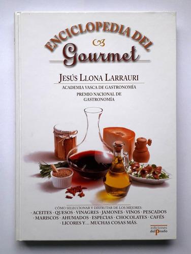 enciclopedia del gourmet libros djr