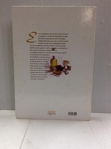 enciclopedia del gourmet, por jesús llona larrauri