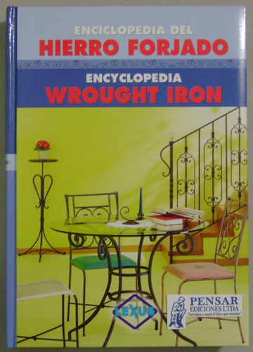 enciclopedia del hierro forjado / lexus