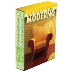 enciclopedia del mueble moderno  2 vols ediciones daly rgl