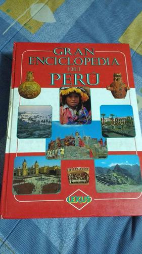 enciclopedia del peru lexus