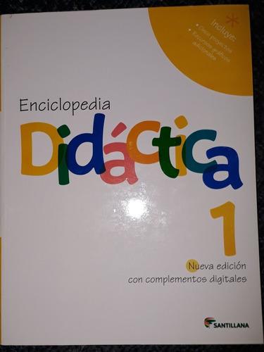 enciclopedia didactica 1 santillana