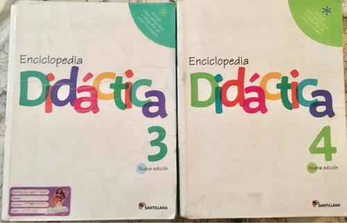 enciclopedia didáctica 3 y 4