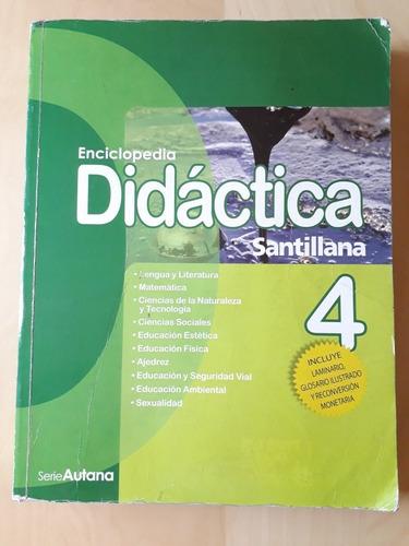 enciclopedia didáctica