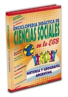 enciclopedia didáctica  de ciencias sociales en la egb