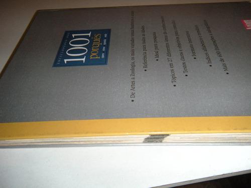 enciclopédia dos 1001 porquês ano 2000