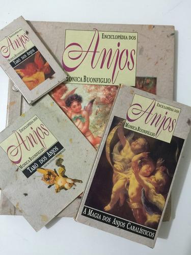 enciclopédia dos anjos monica buonfiglio completo