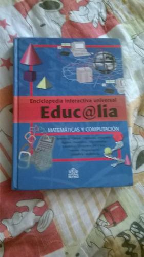 enciclopedia educalia de matematicas-secundaria y prepa-