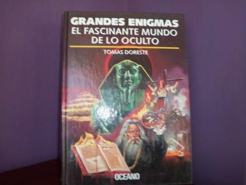 enciclopedia el mundo de lo oculto (vendo o cambio)