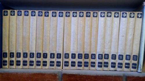enciclopedia el nuevo tesoro de la juventud 20 tomos