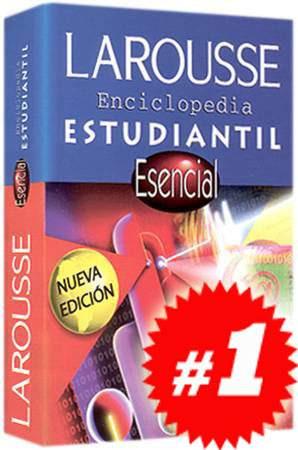 enciclopedia estudiantil esencial 1 vol