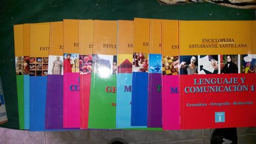 enciclopedia estudiantil santillana