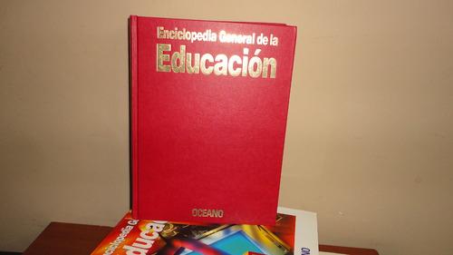 enciclopedia general de la educaciòn oceano