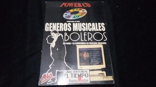 enciclopedia generos musicles historia del bolero