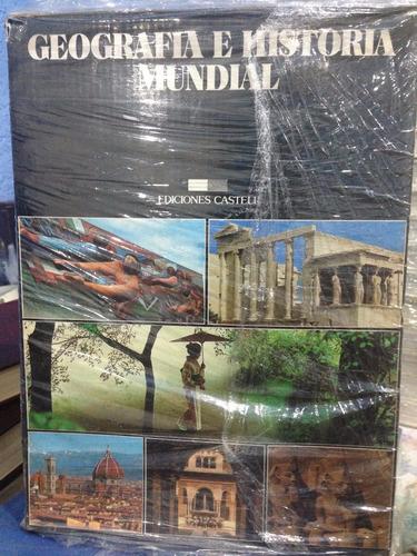 enciclopedia geografia e historia mundial