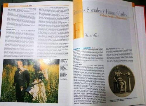 enciclopedia global interactiva aula siglo xxi - cultural