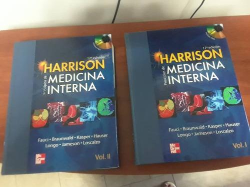 enciclopedia harrison medicina interna edicion 17