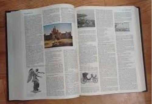 enciclopedia hispanica. 20 tomos . intacta