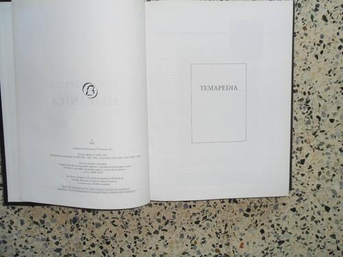 enciclopedia hispánica milenium. barsa. como nueva. 20 tomos