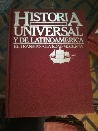 enciclopedia historia universal 8tomos