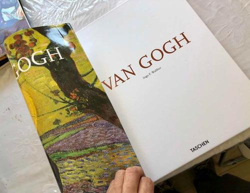 enciclopedia ilustrada de van gogh
