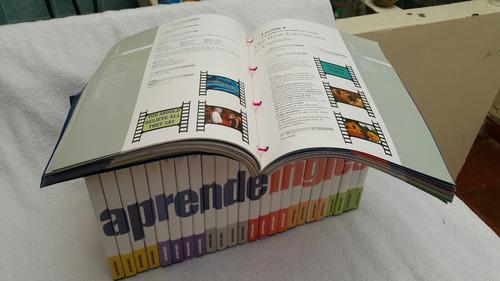 enciclopedia ilustrada multimedia aprende inglés fácil