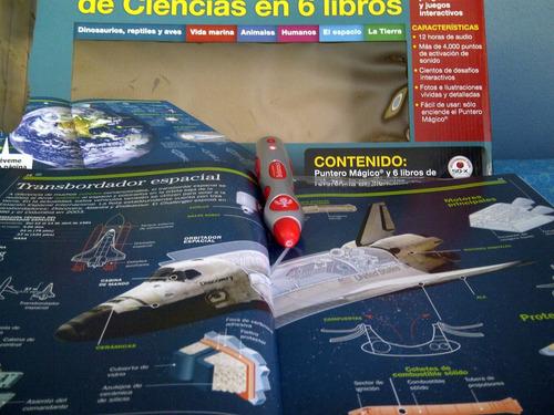 enciclopedia interactiva de ciencias.