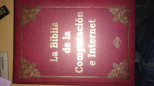 enciclopedia  la biblia de la computacion e internet  exus