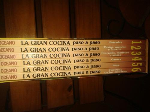 enciclopedia la gran cocina