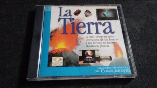 enciclopedia la tierra cd multimedia