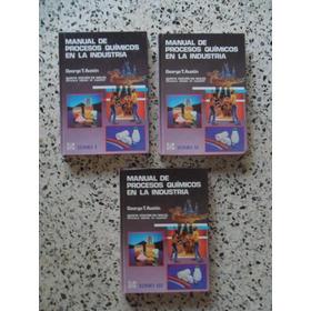 Enciclopedia Manual De Procesos Quimicos En La Industria