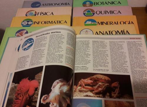 enciclopedia maravillas de las ciencias