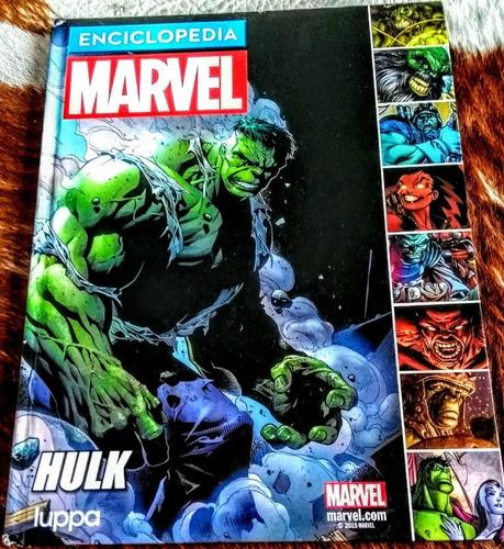 enciclopedia marvel hulk