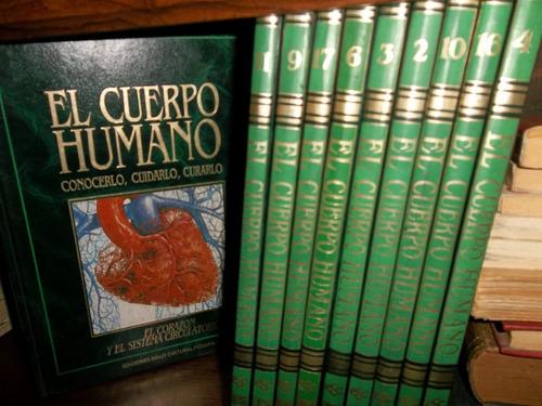 enciclopedia medica familiar el cuerpo humano tomo 4 excelen